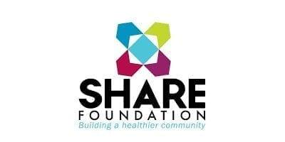 share foundation logo